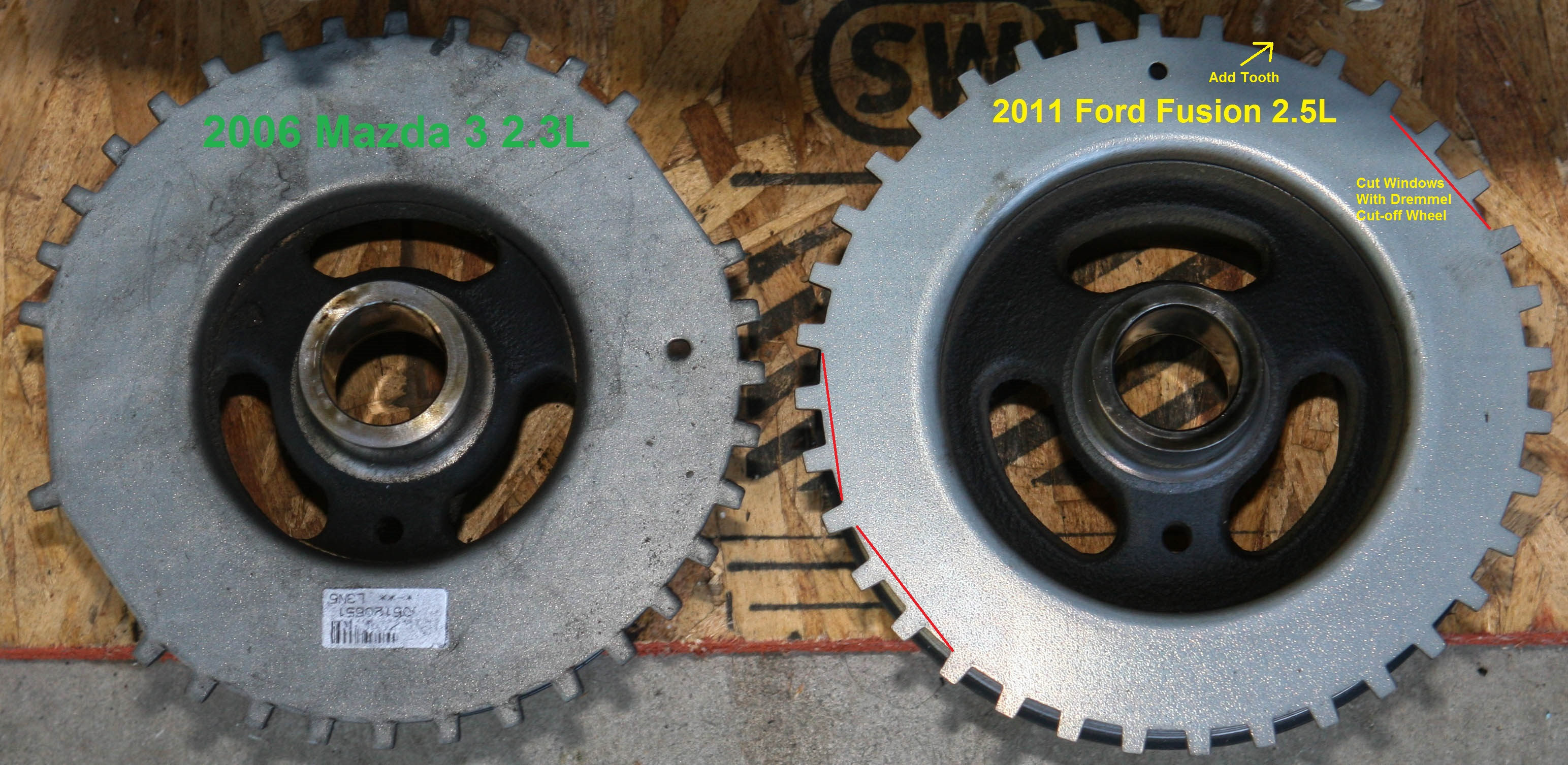 2006 Mazda Mazda3 Crank Pulley Removal additionally Fan Motor F 150 also Watch in addition Mazda 2 0 Skyactiv Pe Engine Parts Details Here 221919 further 2015 Mustang Performance Parts Specs. on 2004 mazda 3 engine diagram